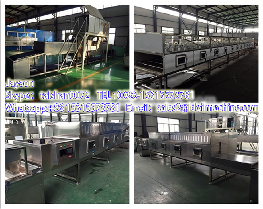 manufacturer of 30kw tunnel microwave drying machine in china