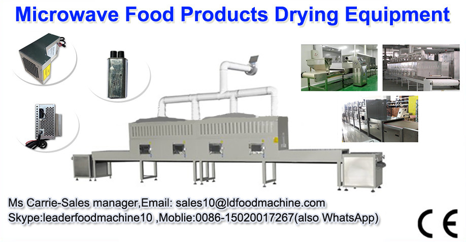 Angelica dahurica Microwave Drying Machine