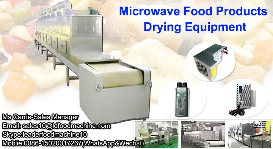 Exporting industries drying machines line