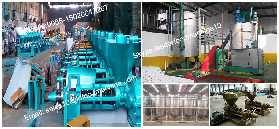 20-2000T rubber seed oil making machine with good market