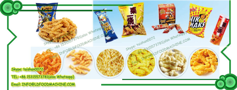 cereal kurkure cheetos snacks food extruder make machinery