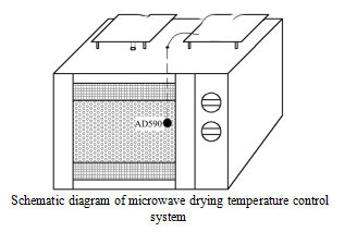 Optimization of microwave drying technology for balsam pear
