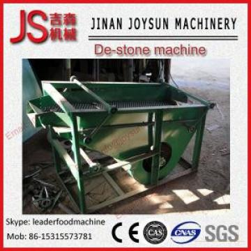 Stainless Steel DestonerMachine  For Wheat , Rice Low Power Consumption