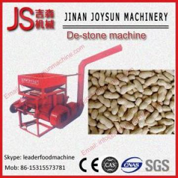 Round 4KW Groundnut Cleaning DestonerMachine Easy To Move