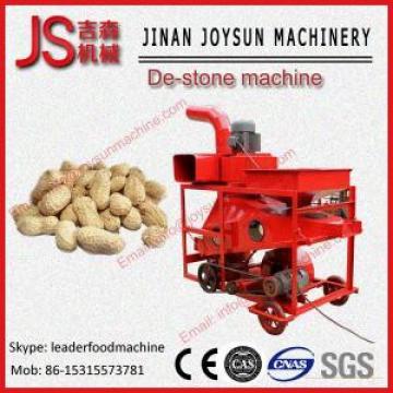 Shuliy High Cleaning Rate Groundnut Destoner Machine 1.1KW , 1.5KW