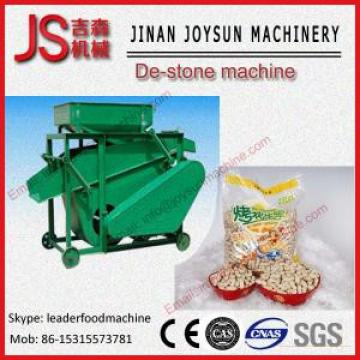Multifunctional Blowing Type Grain Destoner Machine For Seed Cleaning