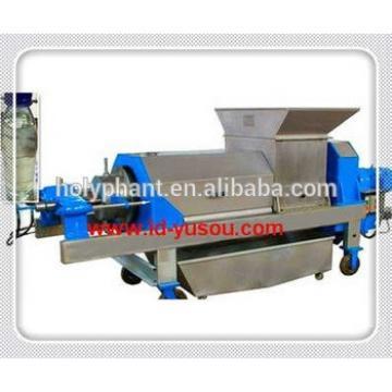 Mesin press daging kelapa segar
