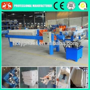 Hydraulic Plate Coconut Oil Filter Press Machine