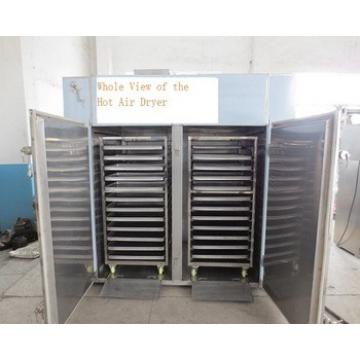 new promotion sales 15kw 48 pallet fruits slice hot air circulation drying oven