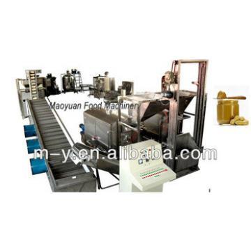1000kg/hr Industrial peanut butter machine
