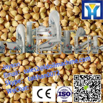 High Efficiency buckwheat processing unit with husk separator