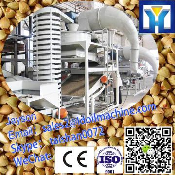 hot selling in Kenya buckwheat hulling machine with price