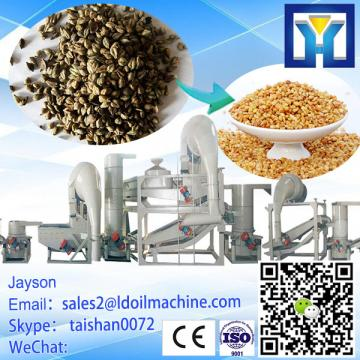 Clean garlic concave root cutting machine
