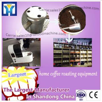 High Efficiency Stainless Steel Professional Peanut Roaster Energy Saving