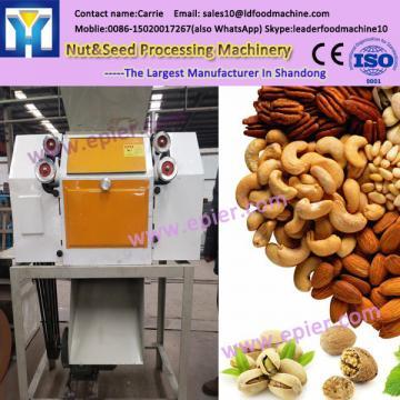 Peanut almond cashew nut cutting process machine