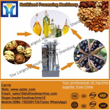 Black walnut shelling machine / walnut kernel shell separator production line
