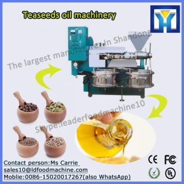 Continuous and automatic High quality sunflower seed oil processing machine in 2014