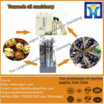 25TPD automatic hydraulic sesame oil press machine with ISO9001