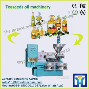80T/D Continuous and automatic crude palm oil refinery equipment