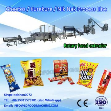 Fried Baked cheetos chips kurkure make machinery