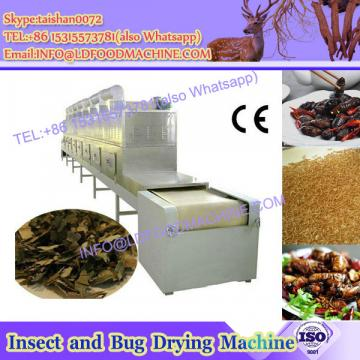 cabinet type microwave drying machine for insect