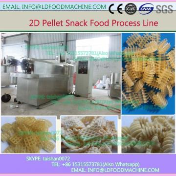 2D Pellets with Frying Processing Line