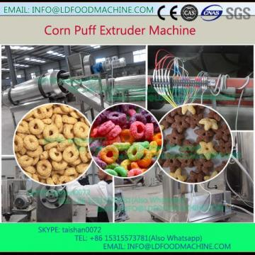 automatic Double Screw Corn Extruder Puffing machinery