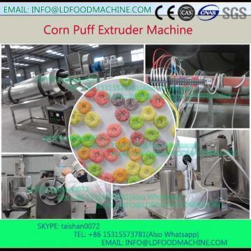 toasted maize snacks food make machinery