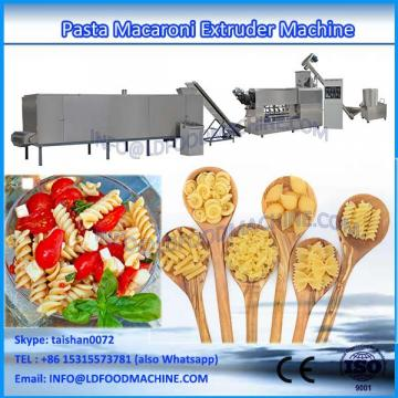 Shortcut pasta/Macaroni/ Penne/Vermicelli/ Fusilli make machinerys