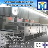 1700kg/h microwave dehydrator equipment in Thailand