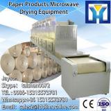 Customized belt vacuum dryer machine equipment