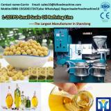 Good performance crude cooking palm oil refining machine