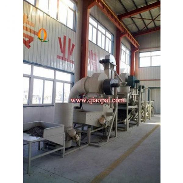 Hot sale sunflower seed hulling machine TFKH-1200 #4 image