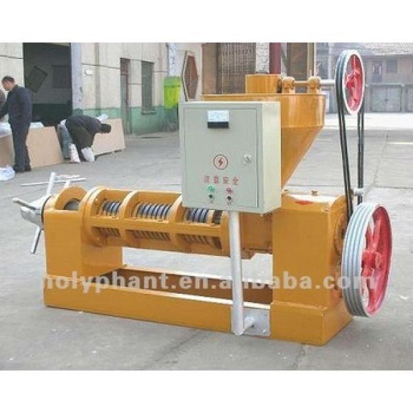 Hot sale 6YL-165 oil press machine #4 image