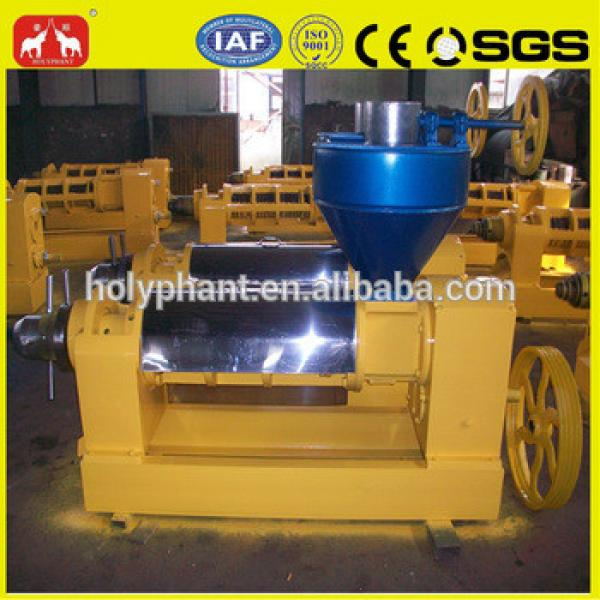 factory price pofessional 6YL Series moringa seeds oil press machine #4 image