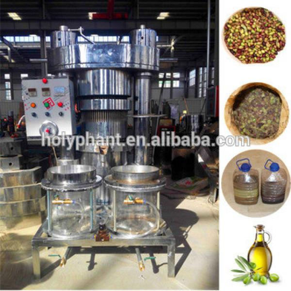 40 Years Experience Professional Manufacturer Hydraulic sesame oil making machine #4 image