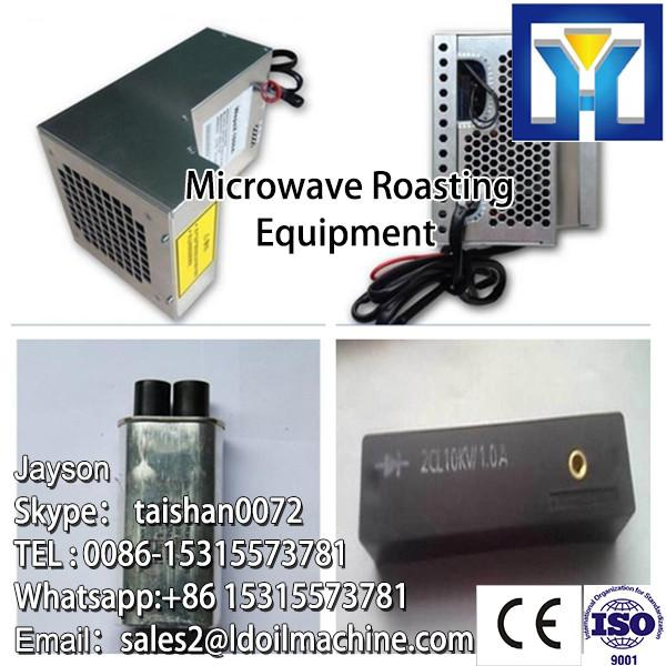 CE Microwave certification tunnel type microwave drying equipment / dryer used for green tea #1 image
