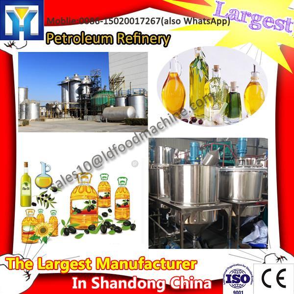 6YL-130 oil press for algae 250-400kg/h #1 image