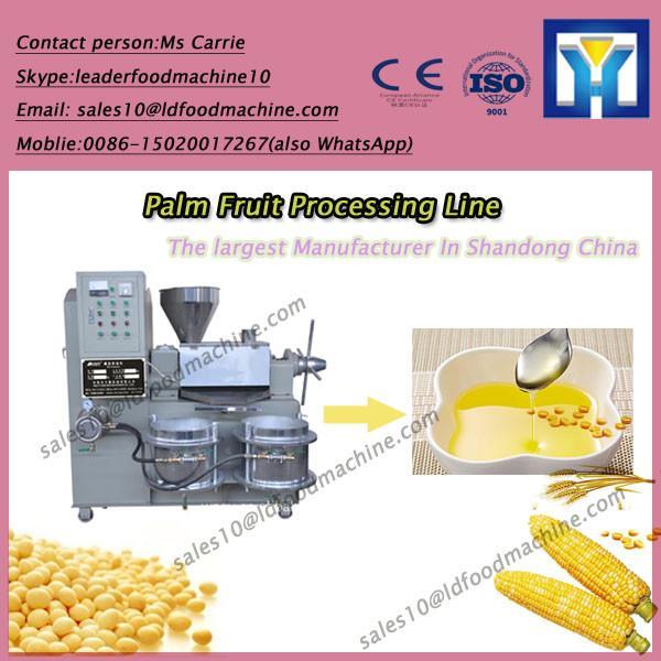 China Zhengzhou QIE Palm oil refinery plant equipment for sale #1 image