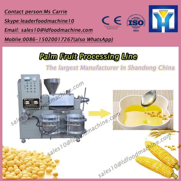 Qi'e high quality oil extraction plant mill, edible linseed oil equipment, linseed oil press #1 image