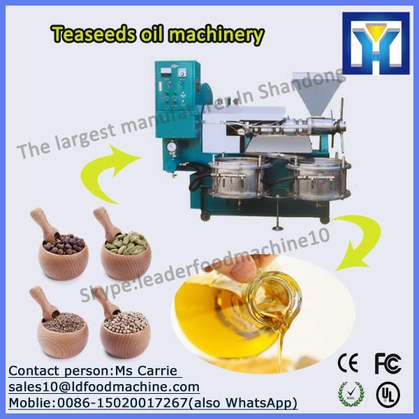 Continuous and automatic Screw oil extraction/coconut oil press/screw copra oil press machine #1 image