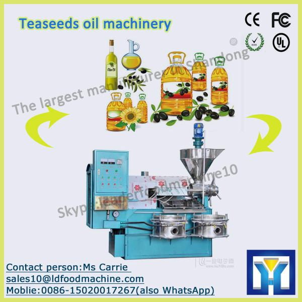 Factory directly supply automatic palm oil press machine with ISO9001 CE #1 image