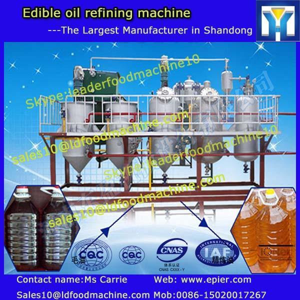best price crude palm oil\\edible oil refine equipment #1 image