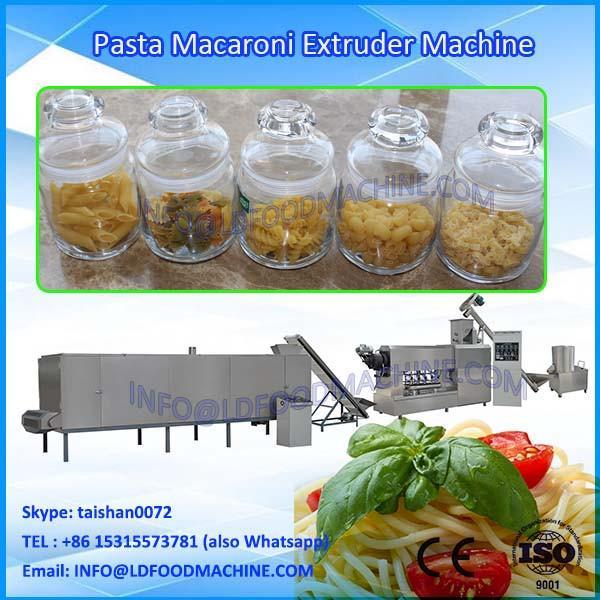 Chinese hot selling macaroni production line pasta make machinery #1 image