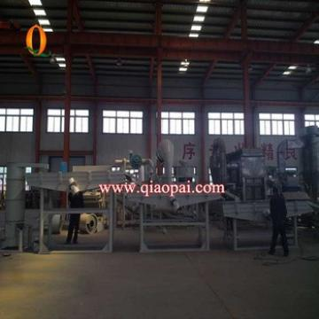 pre-cleaning&sizing machine before dehulling
