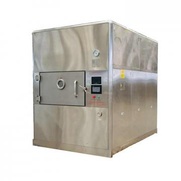 Far Infrared Sterilization Microwave Tunnel Drying Dryer Oven