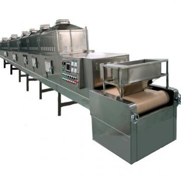 Stainless Steel Industrial Tunnel Microwave Heating Drying Oven Dryer
