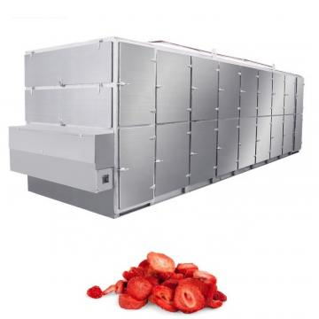 Uniform Water Removal Saving Time Fruits Vegetables Seafoods Hot Air Drying Machine