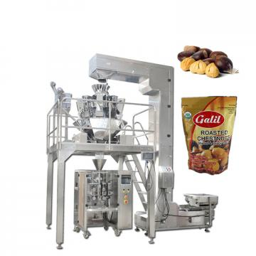 Automatic Preformed Dry Fruit Bag Packaging Complete Packing Production Line Bag Given Weighing Filling Sealing Machine