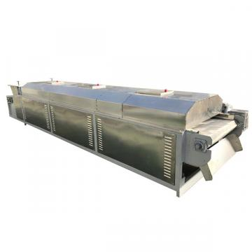 Industrial Continuous Hemp Leaves Mesh Belt Dryer Price